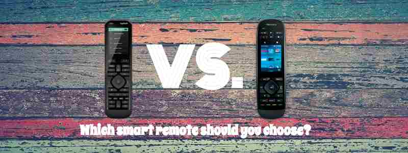 Logitech Harmony Elite vs Ultimate: Which smart remote should you choose?